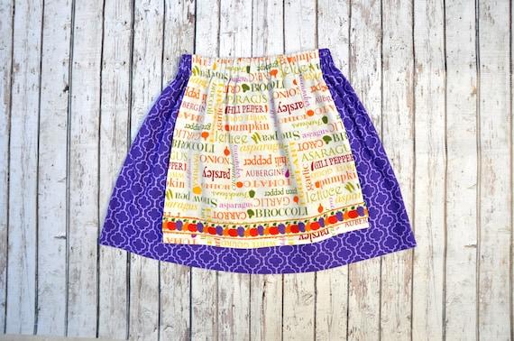Harvest Apron Skirt 6/7