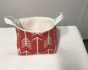 Basket,organizer basket,knitting basket,diaper basket,tribal basket