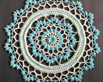Coventry Doily Table Centerpiece