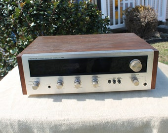 Pioneer Stereo Receiver Model SX-424