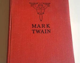 The Adventures of Tom Sawyer by Mark Twain First Canadian Edition by The Musson Book Company Limited Preface Dated 1876 Irregular Ink
