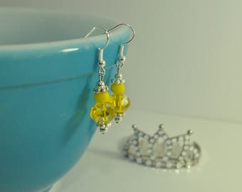 Lemon Drop Dangles