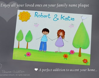 Housewarming Gift Wedding Gift Our First Home Ornament Personalized Gift First Home Gift New Home Gift Gift For Couple