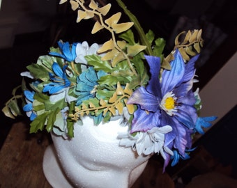 Floral Crown- Mermaid
