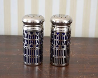 Vintage Salt & Pepper Set