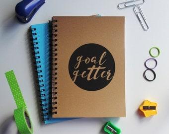 Goal getter -   5 x 7 journal