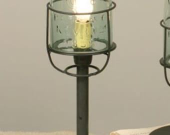 Mason Jar Desk Lamp