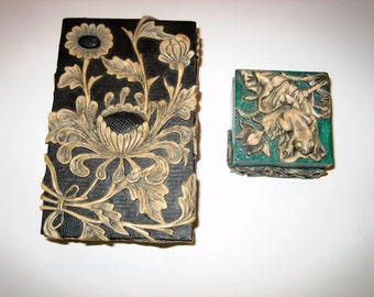 Hand Carved Marble Boxes from Viet Nam
