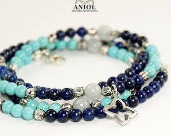 BOHO CHIC - Etno - Tribal Jewelry, 100% Sterling Silver Bracelet