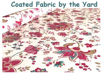 French Oilcloth Yard Etsy