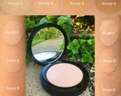 NEW CREAM FOUNDATIONS! - All Natural Ingredients- Cream Foundations with hideaway sponge- Vegan Friendly, Cruelty Free