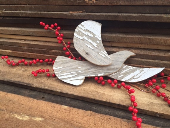 Dove Tree Topper Christmas Decoration Dove Tree Topper Made