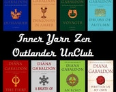 Droughlander Book unclub Books 1-2-3 Outlander