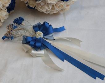 Wedding flowergirl wand