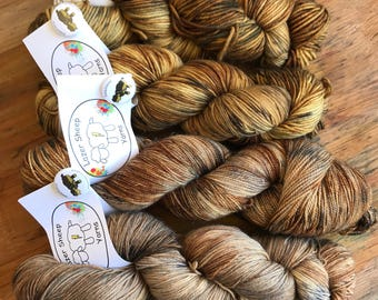 Sheepbacca - Hand Dyed Yarn