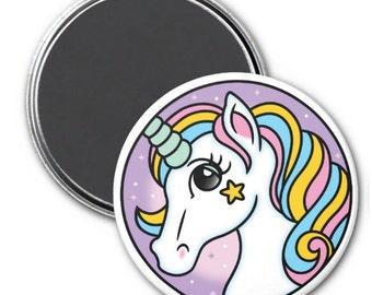 Magical Unicorn - Magnet