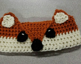Fox earwarmer