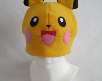 Pichu Hat Pokemon Very cute and Warm