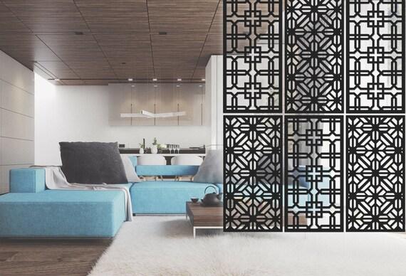 cloison de s paration cloison int rieure d cor de la. Black Bedroom Furniture Sets. Home Design Ideas