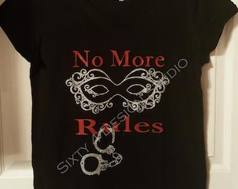 50 Shades T-Shirt - Fifty Shades T-Shirt - Fifty Shades Mask T-Shirt - Handcuffs T-Shirt - 50 Shades Darker T-Shirt
