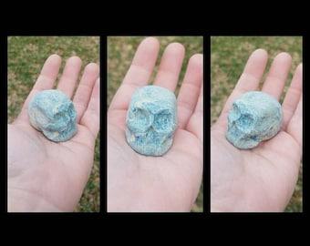 Sky Swirl Skull