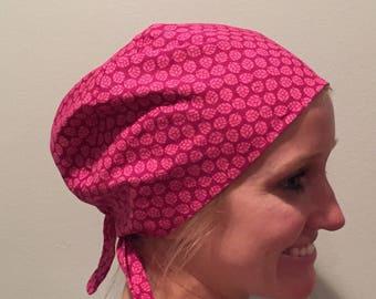 Raspberries • pixie tie back style