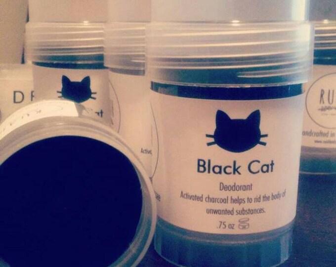 Black Cat Deodorant .75 oz