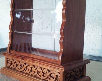 Wood Cabinet Miniature