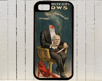This Grusome Late 1800s Magicians Poster Is Only Make Believe, . iPhone And Galaxy