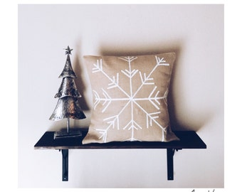 SALE Let It Snow Throw Pillow