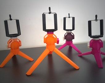 3D print Mobile phone tripod / stand