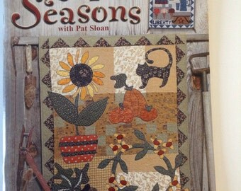Quilt the Seasons by Pat Sloan
