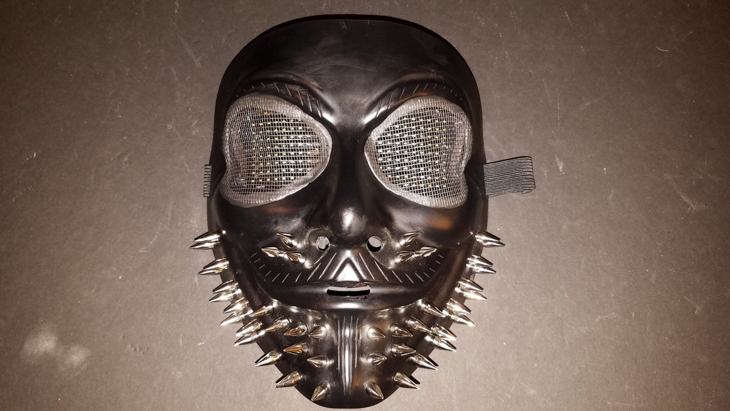 Light Up Wrench Watch Dogs  Mask