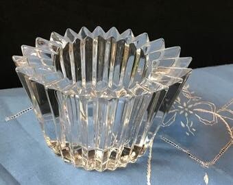 Crystal Votive Candle Holder Mikasa
