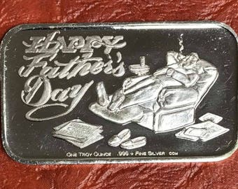 Happy Father's Day Art Bar