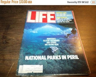 Save 25% Now Vintage Life Magazine July 1983 National Parks Marilyn Monoroe Excellent Condition Neat Old Ad's
