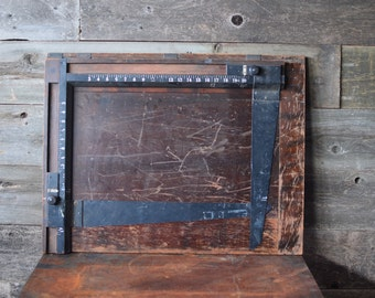 Antique Darkroom Easel