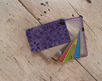 Womans Wallet, Slim Wallet, Travel Wallet, Front Pocket Wallet, Credit Card Sleeve, Credit Card Wallet, Wallet For Women, Anabel by graydogg