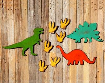 T Rex Decor Dinosaur Wall Decor Jurassic Wall Decor Dinosaur Decor Boys Bedroom Decor Boys Room