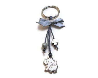Cross Party Favors, Keychain Baptism Favors, Cross Baptism Martyrika, Elephant Theme Baby Shower Favor, Cross Baptism Pin, Gray Theme Favors