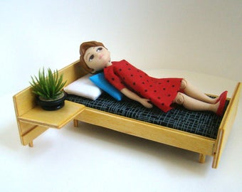 modern doll furniture. 116 scale bedlundbydollhousemodern dollhousemodern miniature modern doll furniture o