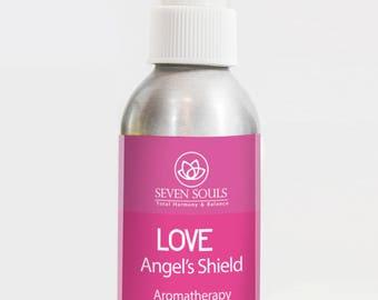 LOVE Angel's Shield Aromatherapy Room & Body Mist