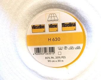 H630 white fleece liner
