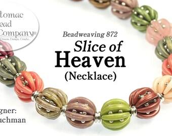 Slice of Heaven Necklace (Pattern)