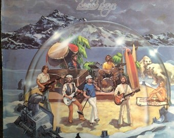 The Beach Boys - Keepin The Summer Alive - vinyl record
