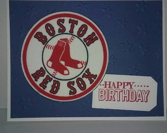 Boston Red Sox Etsy