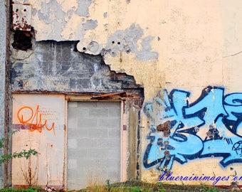 Urban Decay, Graffiti Art, Street Photography