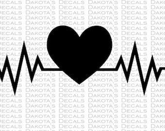 Heartbeat SVG for Download