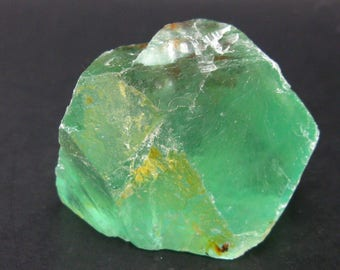 Gem Green Fluorite Cluster From China - 2.2""