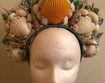 sea goddess crown